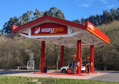 Gasolinera Muxika
