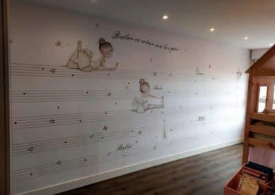 Mural Ac2 empapelados